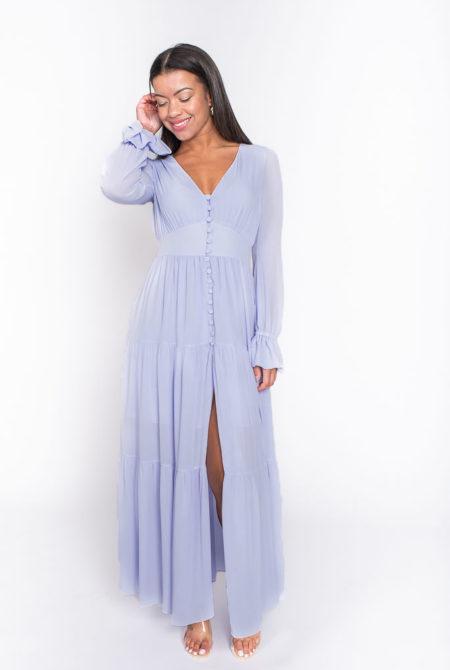 Boho Maxi dress front