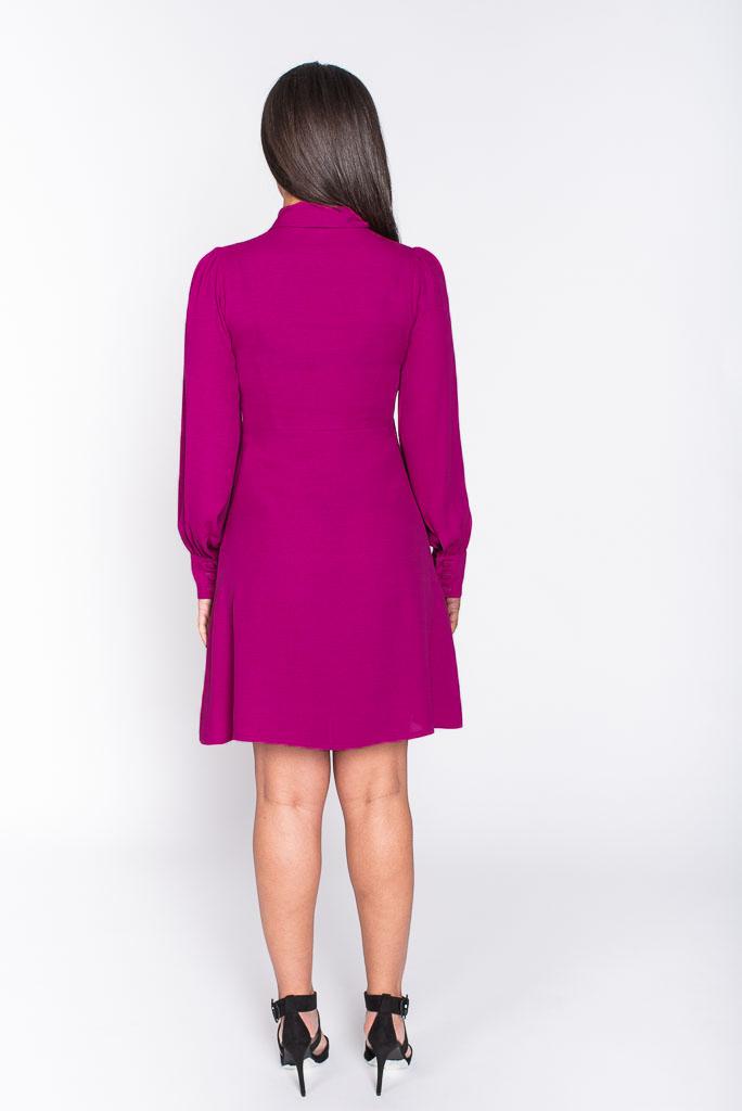 Pippa midi dress back